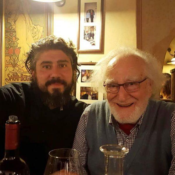 Alessandro Sarteanesi e Pietro Bellasi ad Aosta