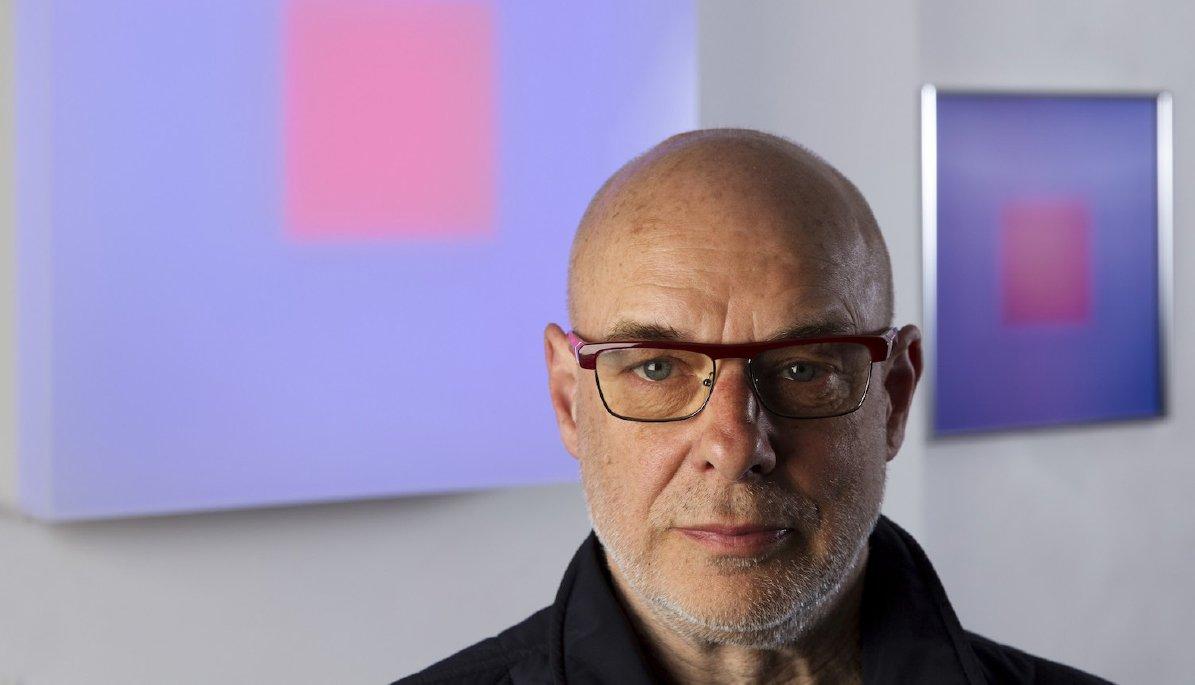 Brian Eno Reflected